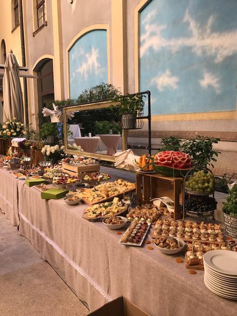 Restoran Muzej švedski stol